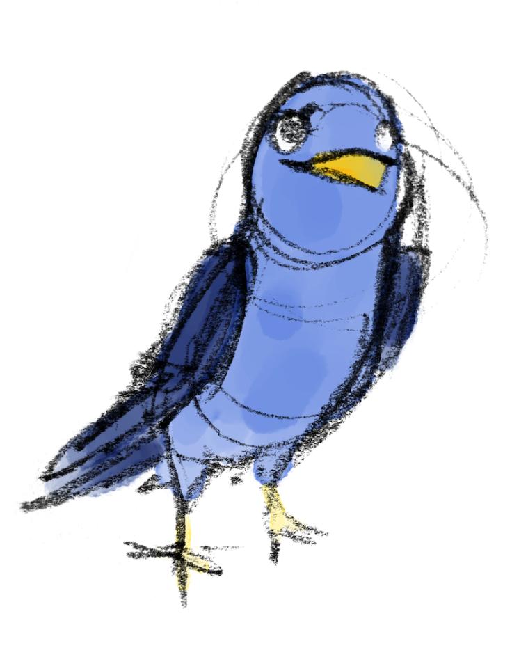 Bird copy