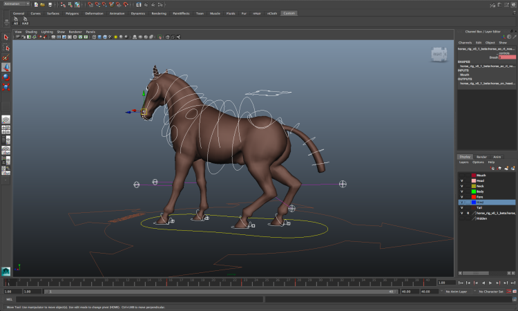 HorseRig