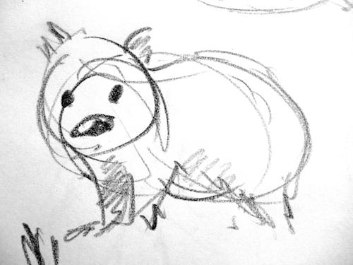 Wombat copy